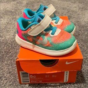 Nike Free Run - Colorful
